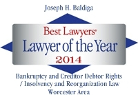 Best Lawyers Lawyer of the Year 2014