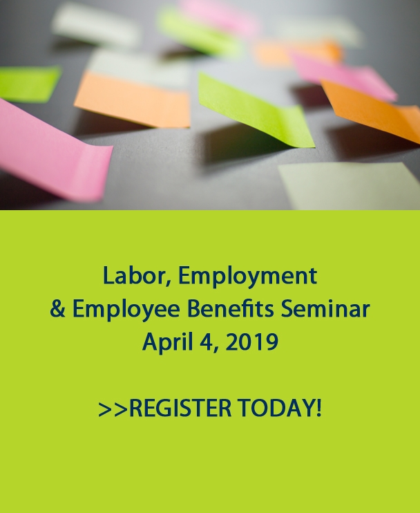 Labor & Employment Law Seminar